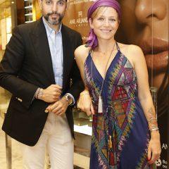 Imagem da notícia: Paula Lobo Antunes é embaixadora da Anil Arjandas