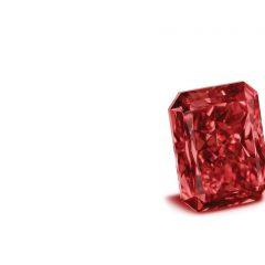 """Imagem da notícia: """"Argyle Everglow"""", um diamante vermelho raro"""