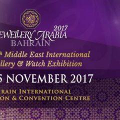 Imagem da notícia: Jewellery Arabia regressa em novembro
