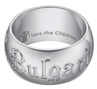 Imagem da notícia: Bulgari promove leilão solidário