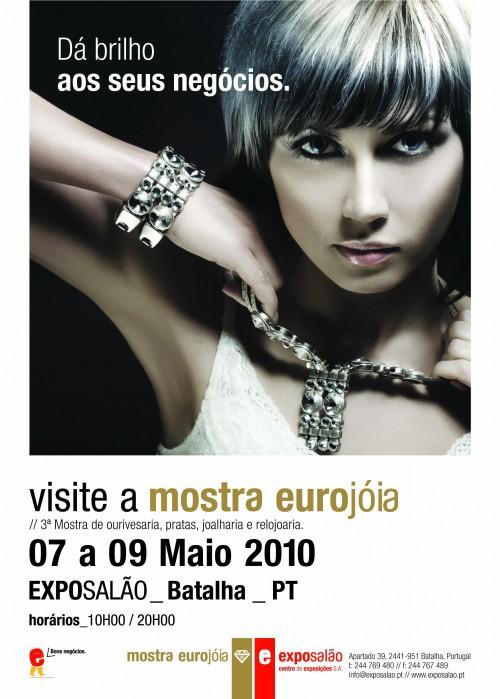 Imagem da notícia: Passatempo: 10 bilhetes para a Mostra Eurojóia