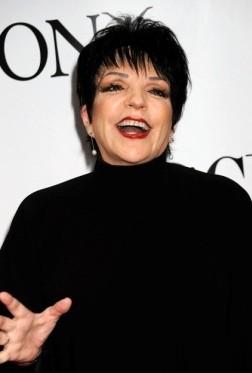 Imagem da notícia: Liza Minelli lança colecção de jóias