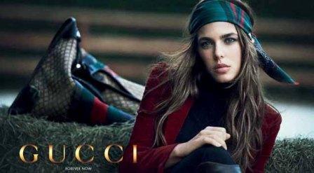 Imagem da notícia: Princesa Charlotte do Mónaco é a nova cara da Gucci