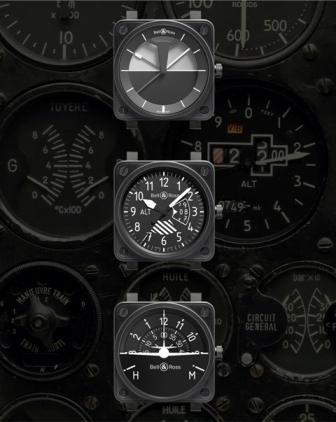 Imagem da notícia: Bell & Ross inspira-se no cockpit dos aviões