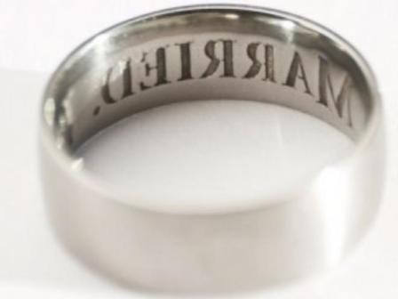 Imagem da notícia: Criada aliança à prova de infidelidade