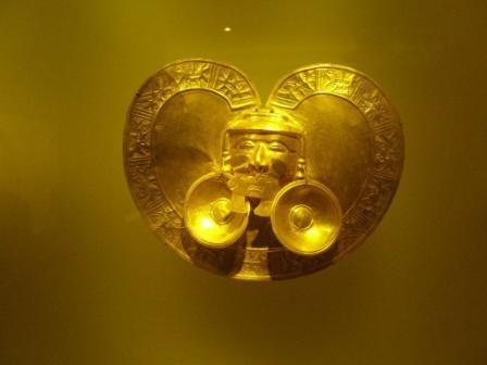 Imagem da notícia: Museu del Oro de Bogotá