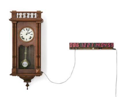 Imagem da notícia: O'Clock – time design, design time