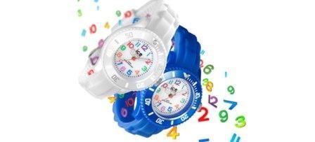 Imagem da notícia: Ice-Mini para aprender a ver as horas
