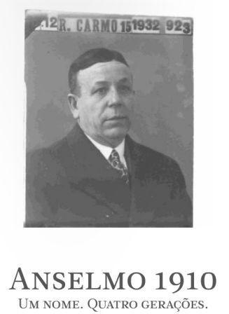 Imagem da notícia: Comemora-se hoje 140º aniversário do fundador da Anselmo 1910