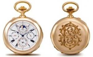 Imagem da notícia: Relógio é vendido a preço milionário