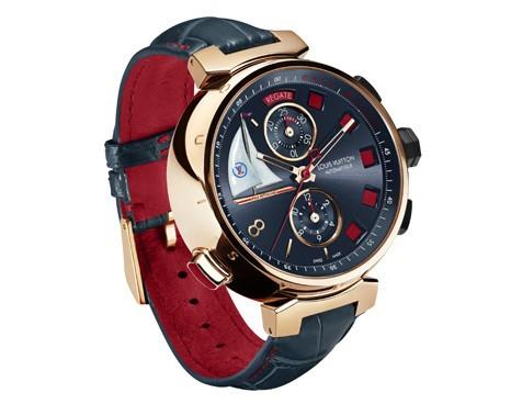 Imagem da notícia: Nova linha de relógios Louis Vuitton