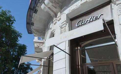 Imagem da notícia: A nova loja da Cartier volta a Lisboa após um hiato de quatro anos
