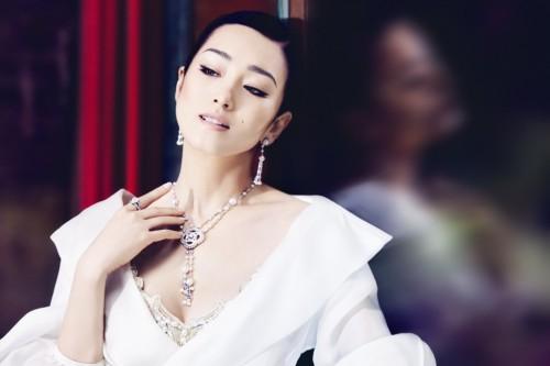 Imagem da notícia: Piaget aposta em atriz chinesa para promover joias