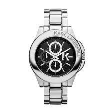 Imagem da notícia: Relógios Karl Lagerfeld já estão disponíveis