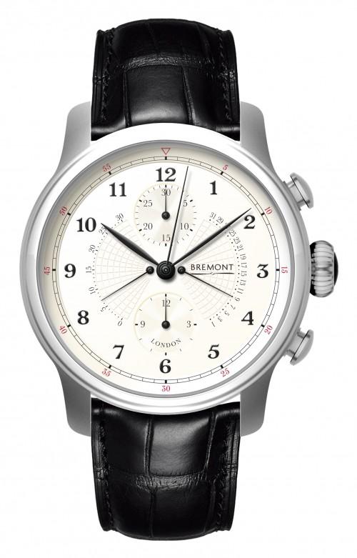 Imagem da notícia: Marca de relógios cria relógio em honra de navio de guerra inglês