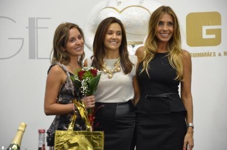 Imagem da notícia: Mariana Melo e Castro venceu a 9ª edição do Prémio PortoJóia Design