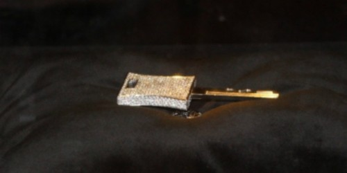 Imagem da notícia: A chave mais cara do mundo é portuguesa