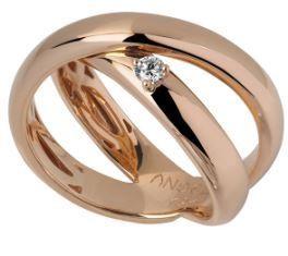 Imagem da notícia: Ouro rosa para os apaixonados
