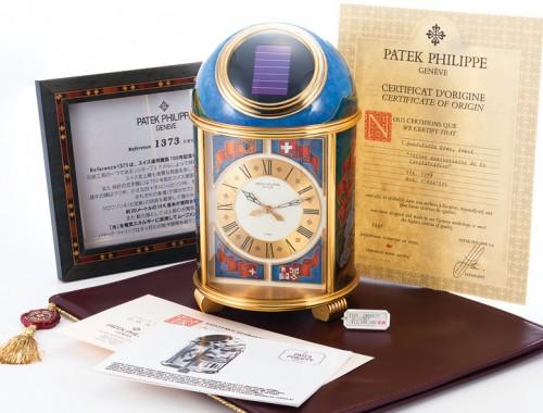 Imagem da notícia: Relógios históricos vão a leilão