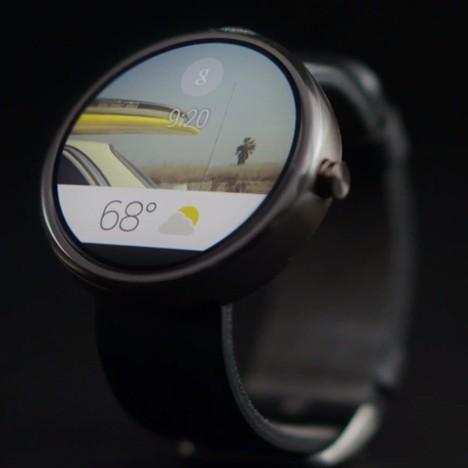 Imagem da notícia: 'Software' para 'smartwatch'