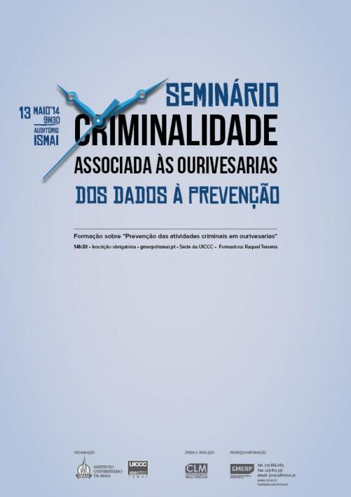 Imagem da notícia: Como lidar com a criminalidade às ourivesarias