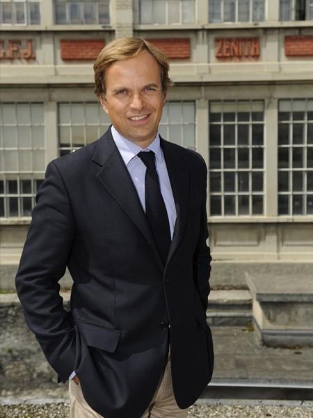 Imagem da notícia: Rolex tem novo CEO