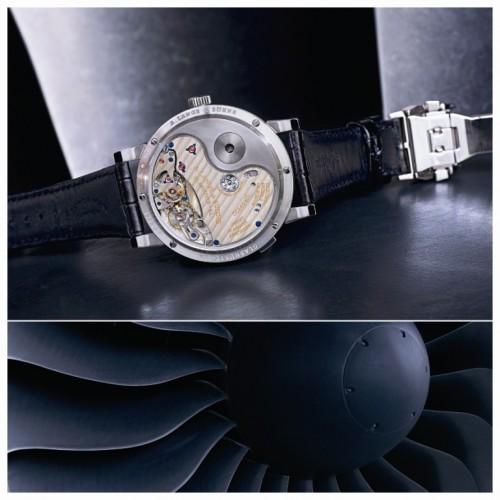 Imagem da notícia: Aviões unem-se a relógios