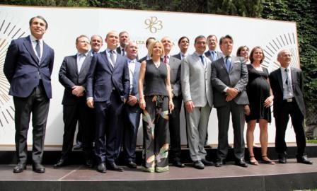 Imagem da notícia: Madrid recebeu SIAR