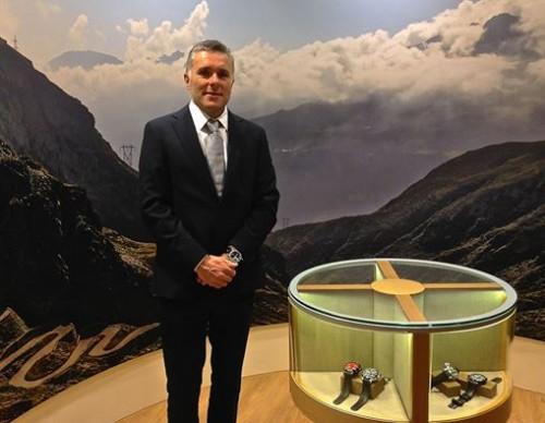 Imagem da notícia: Chronoswiss inaugura loja no coração de Lucerna