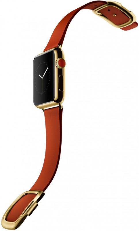 Imagem da notícia: Relógio inteligente Apple