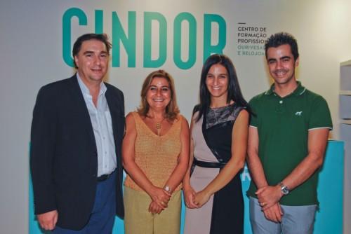 Imagem da notícia: PortoJoia conheceu novo CINDOR