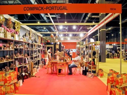 Imagem da notícia: Coimpack Embalagens enaltece Portugal em Madrid
