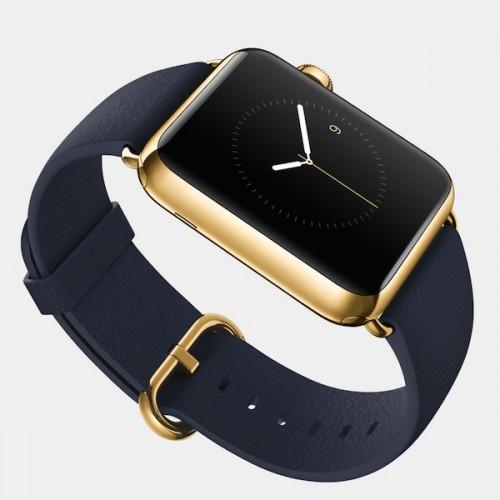 Imagem da notícia: O relógio do futuro do luxo