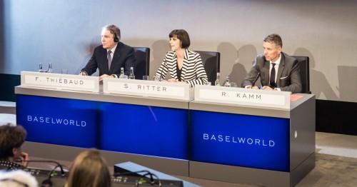Imagem da notícia: As atenções centram-se na Baselworld
