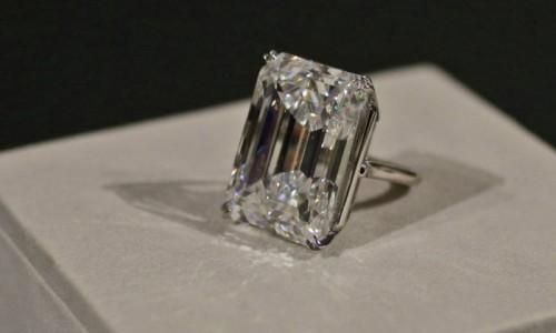Imagem da notícia: Diamante puro vendido por uma fortuna