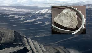 Imagem da notícia: Diamante raro extraído na Rússia