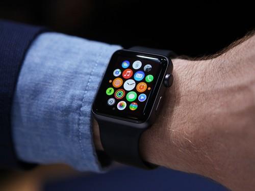Imagem da notícia: Apple Watch inflaciona mercado