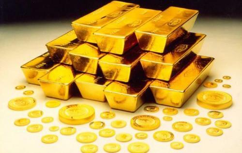 Imagem da notícia: Ouro baixa na China
