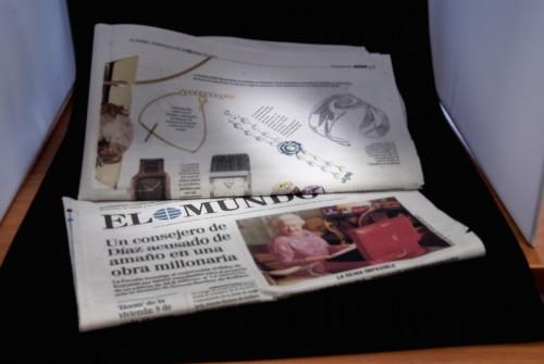 Imagem da notícia: Barroso Pratas em destaque em Espanha
