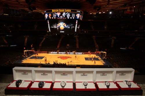 Imagem da notícia: Tissot une-se à NBA