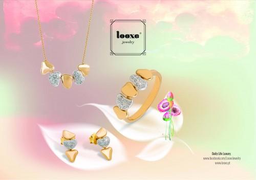 Imagem da notícia: Looxe Jewelry aposta em peças em ouro de diversos toques