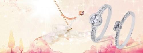 Imagem da notícia: Anéis solitários são sugestão natalícia da Romantis