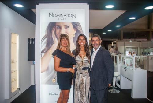 Imagem da notícia: Mónica Jardim criou LIS Collection para a Nomination Italy