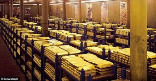 Imagem da notícia: Portugal está entre os 15 países com as maiores reservas de ouro