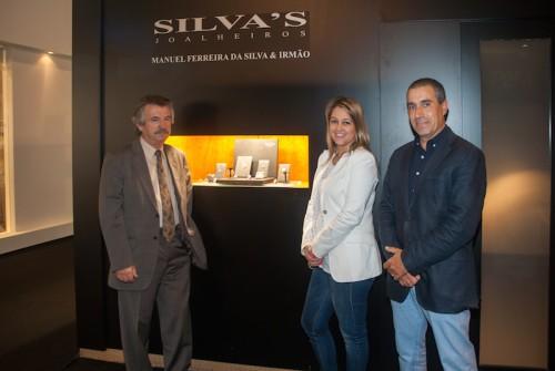 Imagem da notícia: Silva's Joalheiros: paixão pela joalharia