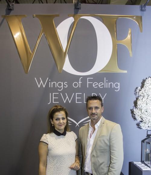 Imagem da notícia: Wings of Feeling, uma marca elegante