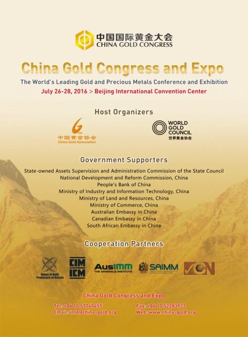 Imagem da notícia: China demarca ouro