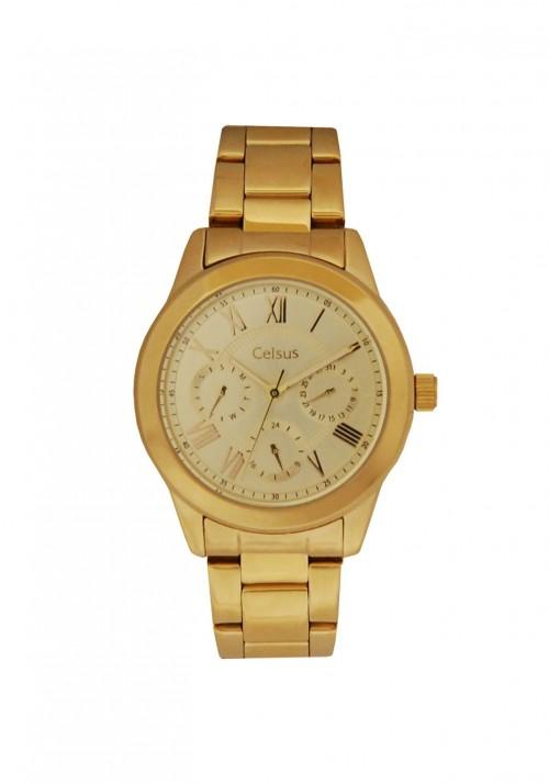 Imagem da notícia: Celsus apresenta relógios intemporais