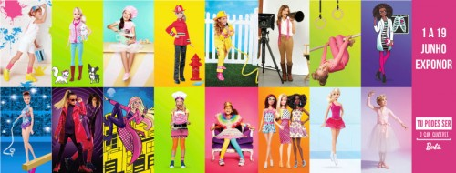 Imagem da notícia: Barbie adornada com joias portuguesas