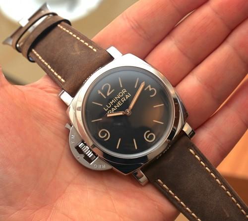 Imagem da notícia: Panerai atualiza relógio